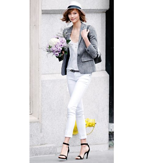 10. Structured Blazer 