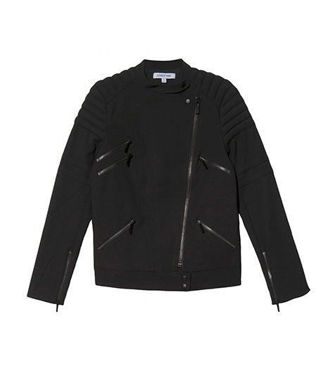 Elizabeth & James Culkin Biker Jacket ($495)