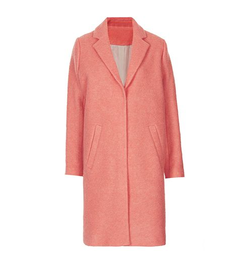 Topshop Wool Boyfriend Coat ($196)
