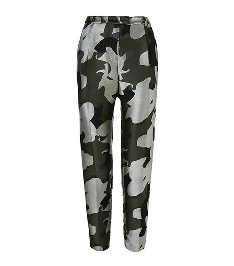 Whistles Whistles Camo Jaquard Trouser