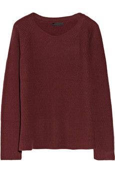 The Row  Ella Merino Wool and Cashmere-Blend Sweater