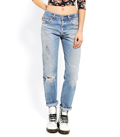 Urban Renewal  Vintage Levis 505 & 501 Jeans