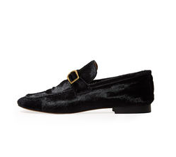 Isabel Marant Ashford Pony Loafers