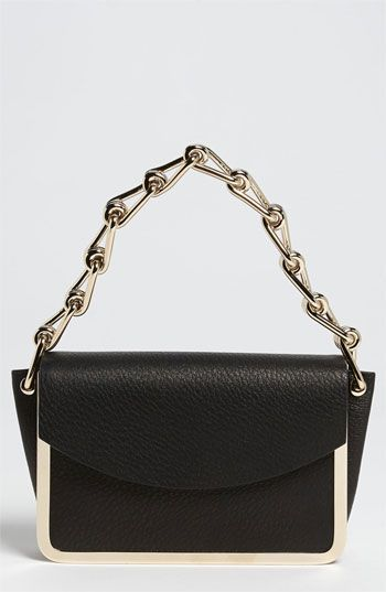 Reed Krakoff  Anarchy Leather Clutch