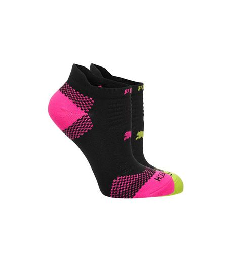 Puma  Puma All Sport Pro Tech Running Women's Low Cut Socks 2-Pack