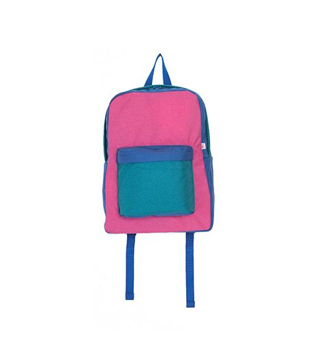 American Apparel  American Apparel Color Block Nylon Cordura School Bag