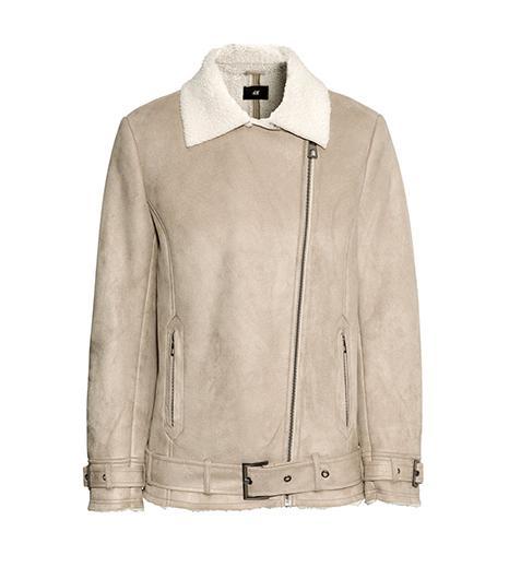 H&M Biker Jacket ($80)