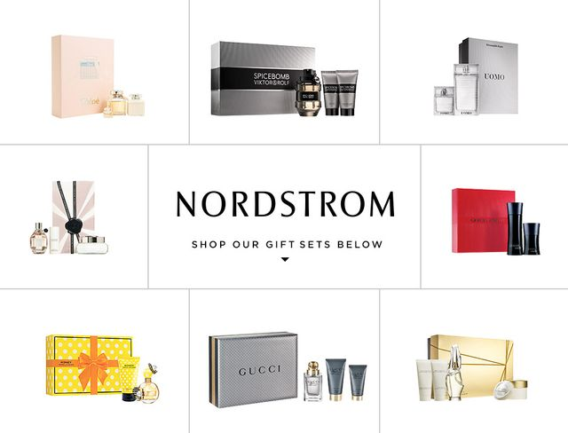 Perfect Presents From Nordstrom: Luxury Fragrance Sets