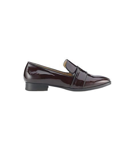 Whistles Bette Patent Loafers