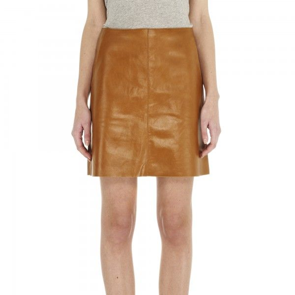 MiH Jeans  The Leather Skirt