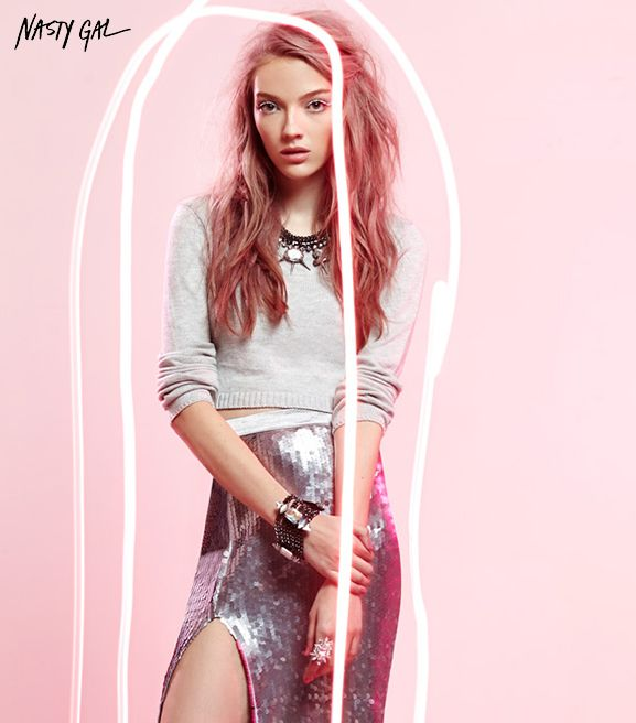Shop Nasty Gal's Holiday Looks