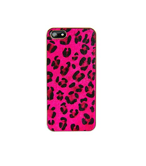 Nasty Gal Pony Hair iPhone 5 Case