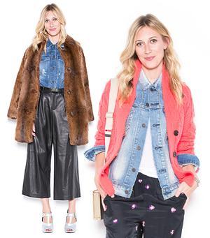 3 Creative Ways To Wear Your Denim Jacket