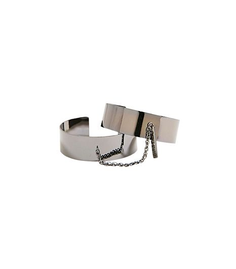 Nasty Gal Forever And Ever Chained Cuff