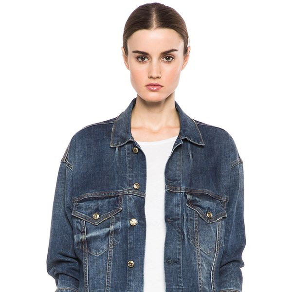R13 R13 Oversized Tucker Denim Jacket