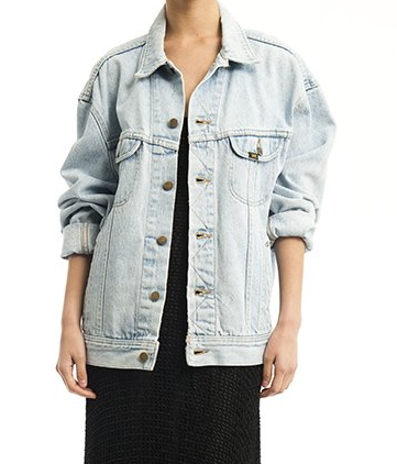 Lee Denim Refinery Lee Riders Jean Jacket