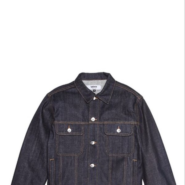 Baldwin Denim Baldwin Denim Aaron Denim Jacket