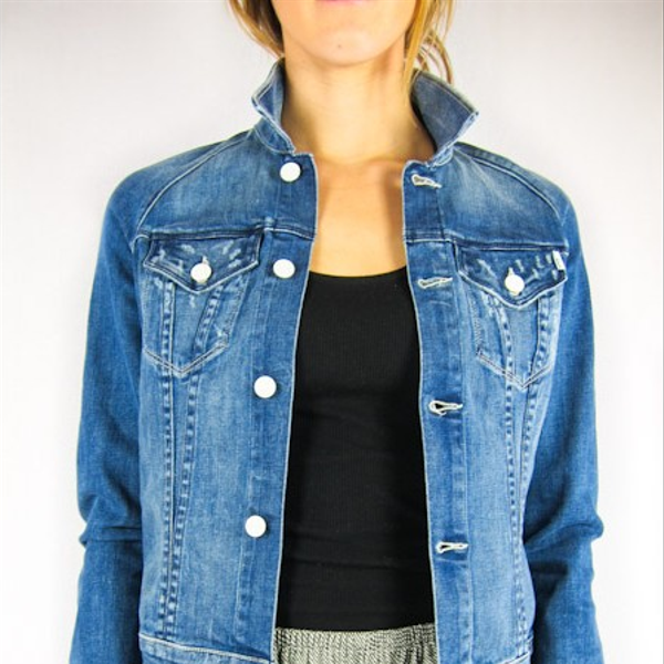 Mother Mother Bully Denim Jacket