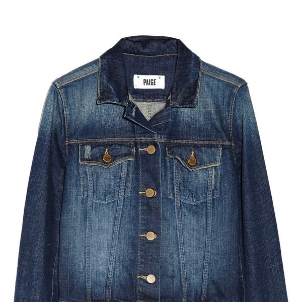 Paige Paige Vermont Denim Jacket