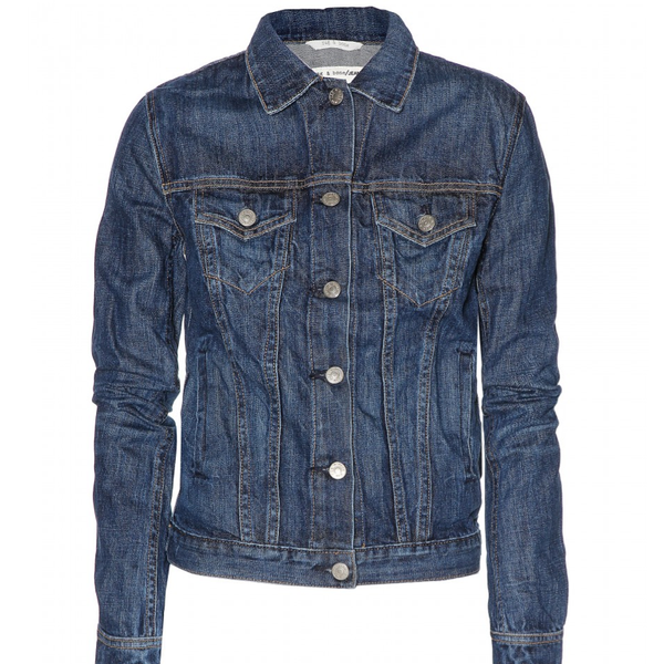Rag and Bone Rag and Bone The Jean Denim Jacket