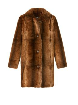 A.P.C.  A.P.C. New Dolly Coat