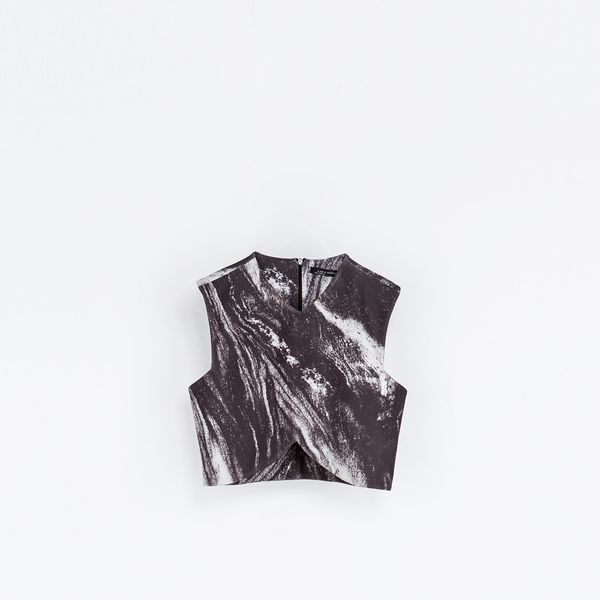 Zara Zara Crop Top