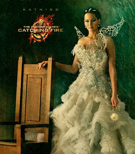 Go Behind The Scenes Of Hunger Games: Catching Fire With Costume Designer Trish Summerville