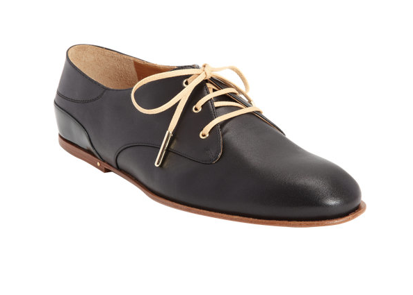 Chloè  Patent Heel Oxfords