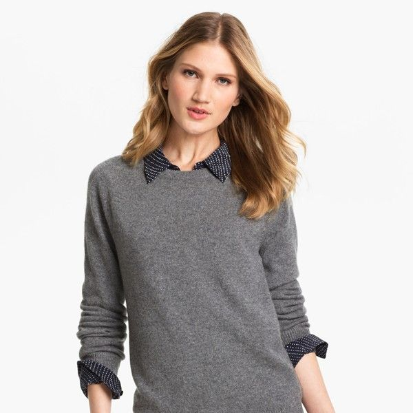Equipment  Sloane Crewneck Cashmere Sweater