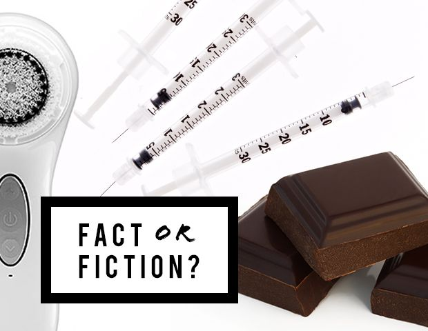 Fact or Fiction? 11 Skin Myths Set Straight