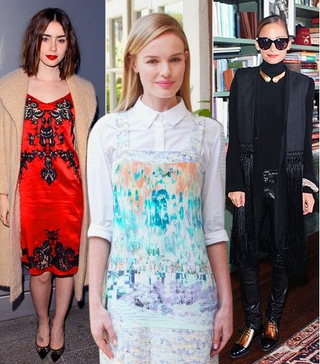 10 Must-Try Outfit Ideas From Nicole Richie, Emma Stone, and More