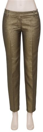Max Studio  Slim Trouser