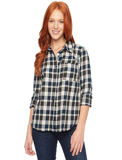 Splendid  Juniper Flannel Shirt