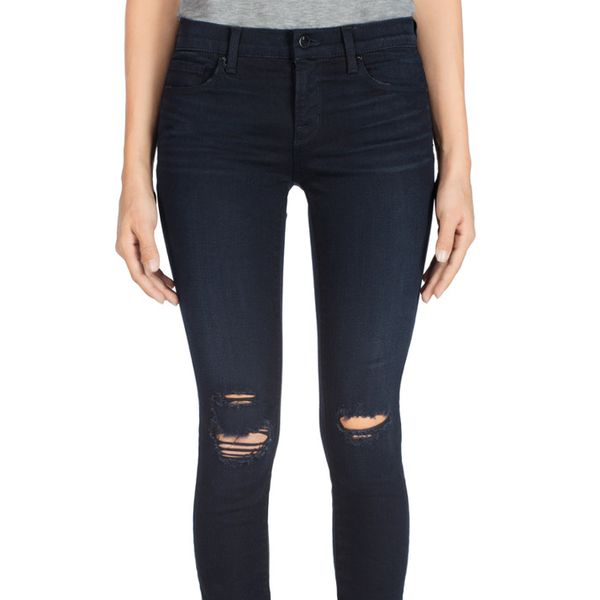 J Brand 811 Photo-Ready Mid-Rise Skinny Leg