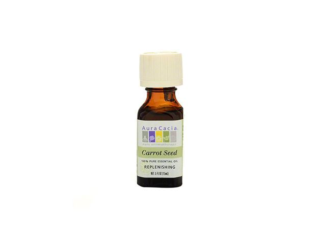 Aura Cacia  Carrot Seed Essential Oil