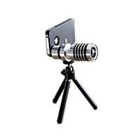Restoration Hardware iPhone Zoom Lens and Tripod