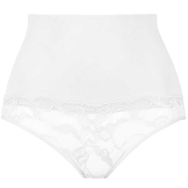 Wolford Wolford Velvet Lace Control Panty