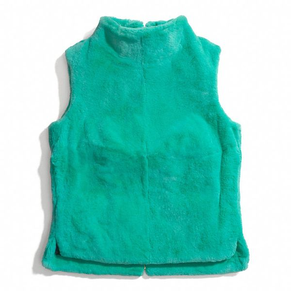 Coach  Rex Rabbit Sleeveless Tunic