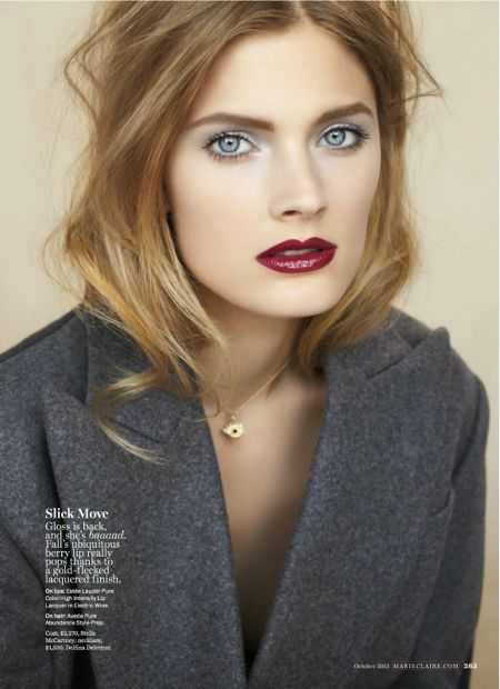 Marie Claire, October 2013