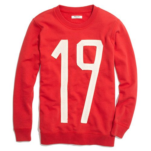 Madewell Early Years 19 Sweatshirt