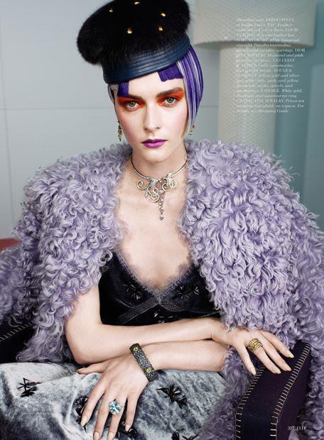 Elle, October 2013