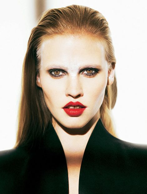 Lara Stone for Madame Figaro