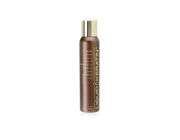 Liquid Keratin  Keratin Infused Shine & Moisture Renewing Dry Conditioner