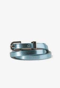 Forever 21 Skinny Metallic Belt