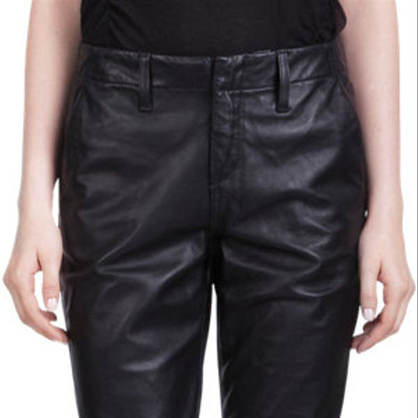 Rag & Bone  Pajama Leather Pants