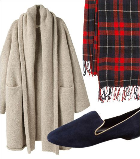 14 Pieces You Need For A Comfy-Chic Thanksgiving