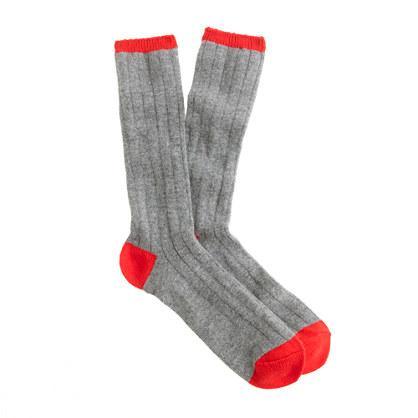 J. Crew J. Crew Cashmere Socks