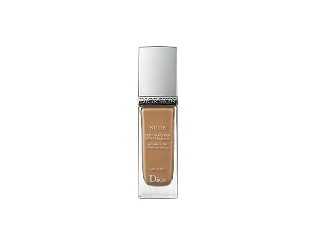 Diorskin Nude Skin-Glowing Foundation Dior