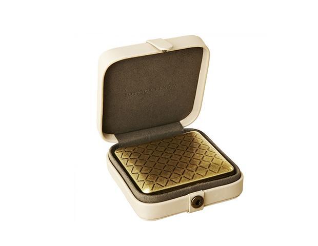 Solid Perfume Compact  by Bottega Veneta