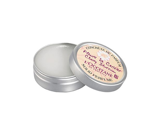 L'Occitane Cherry Blossom Solid Perfume